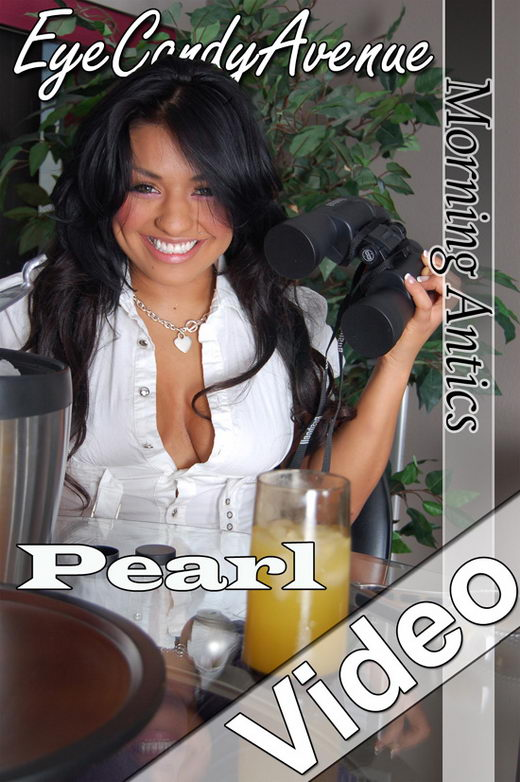 Pearl - `#386 - Morning Antics` - for EYECANDYAVENUE ARCHIVES