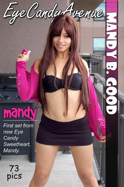 Mandy - `#412 - Mandy B Good` - for EYECANDYAVENUE ARCHIVES
