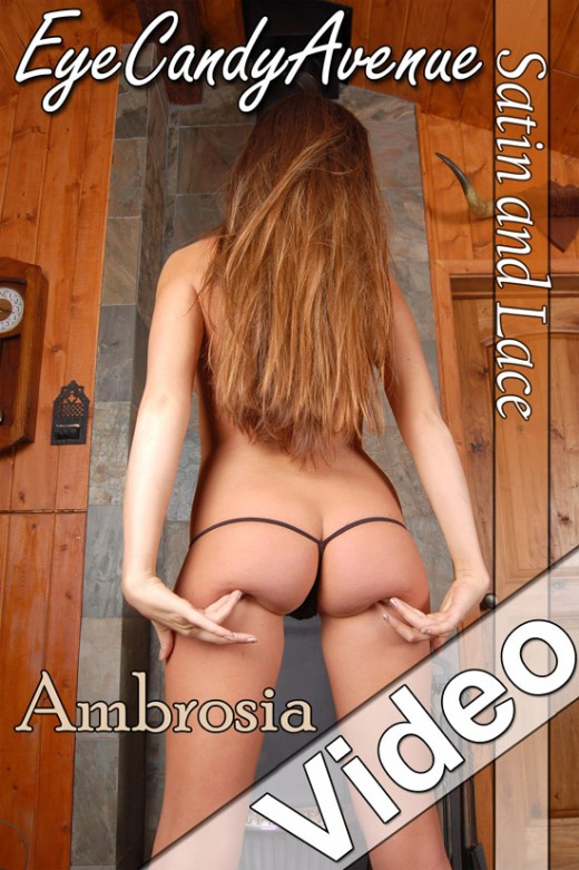 Ambrosia - `#472 - Satin And Lace` - for EYECANDYAVENUE ARCHIVES