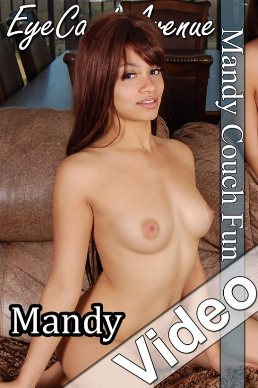Mandy - `#500 - Couch Fun` - for EYECANDYAVENUE ARCHIVES