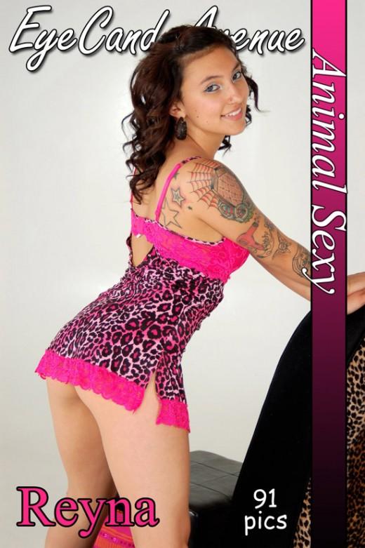 Reyna - `#505 - Animal Sexy` - for EYECANDYAVENUE ARCHIVES