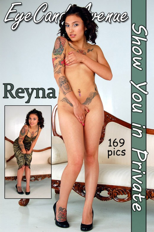 Reyna - `#534 - Show You In Private` - for EYECANDYAVENUE ARCHIVES