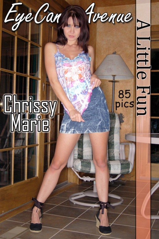 Chrissy Marie - `#548 - A Little Fun` - for EYECANDYAVENUE ARCHIVES