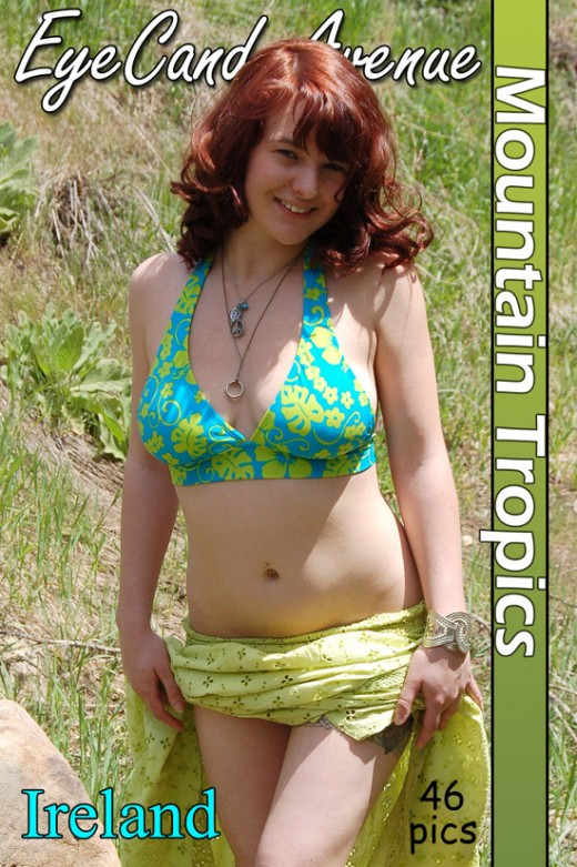 Ireland - `#546 - Mountain Tropic` - for EYECANDYAVENUE ARCHIVES