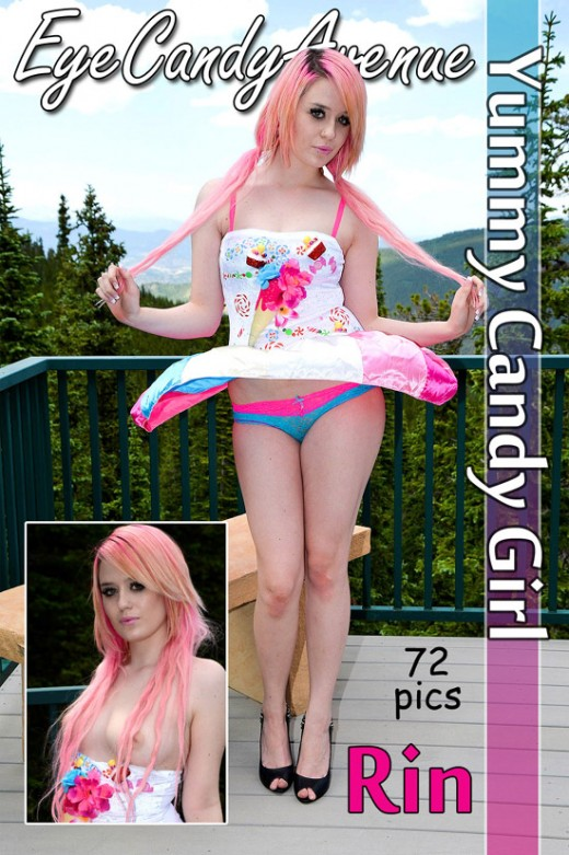 Rin - `#569 - Yummy Candy Girl` - for EYECANDYAVENUE ARCHIVES