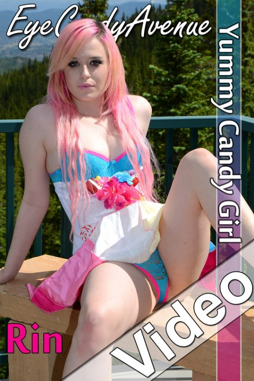 Rin - `#575 - Yummy Candy Girl` - for EYECANDYAVENUE ARCHIVES