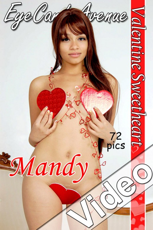 Mandy - `#612 - Valentine Sweetheart` - for EYECANDYAVENUE ARCHIVES