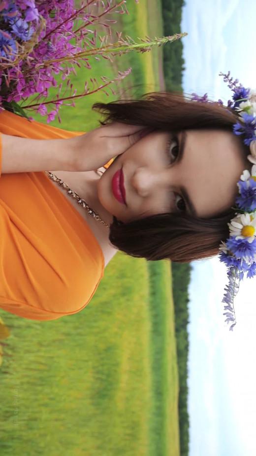 Diana - `Diana Video 065p1` - by Vlad R for FAMEGIRLS