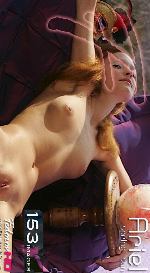 Ariel - `Spring Sun` - by Alexander Fedorov for FEDOROVHD
