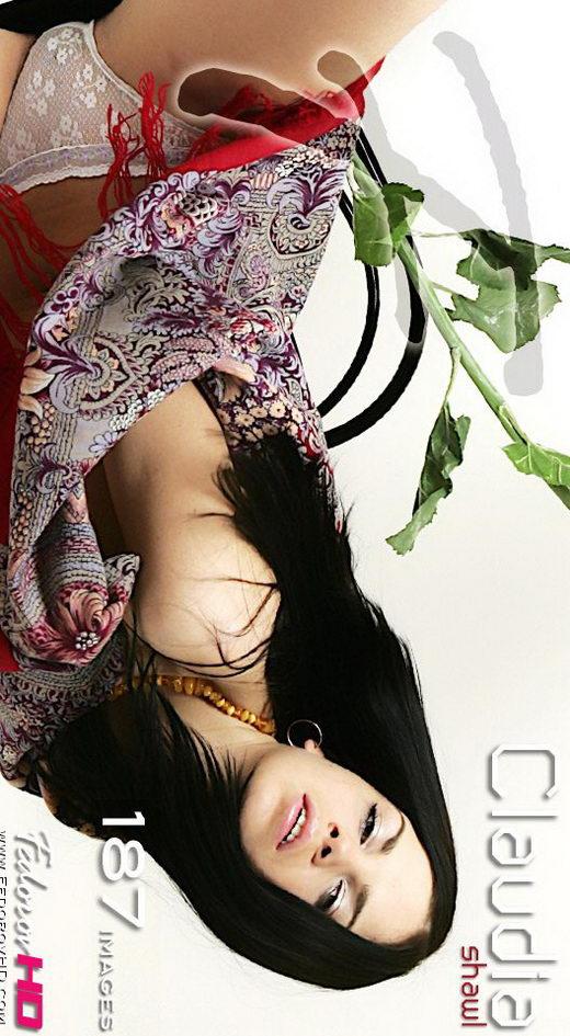 Claudia - `Shawl` - by Alexander Fedorov for FEDOROVHD