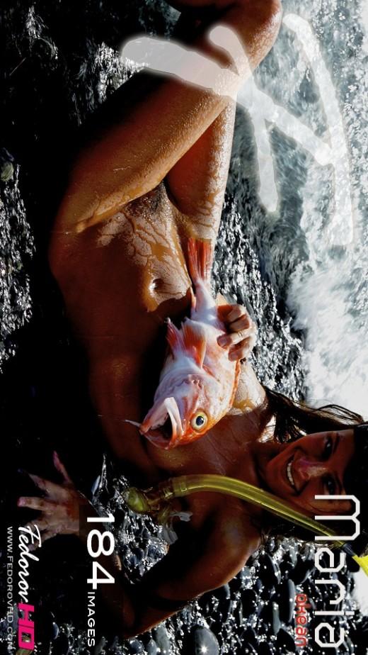 Maria - `Okean` - by Alexander Fedorov for FEDOROVHD