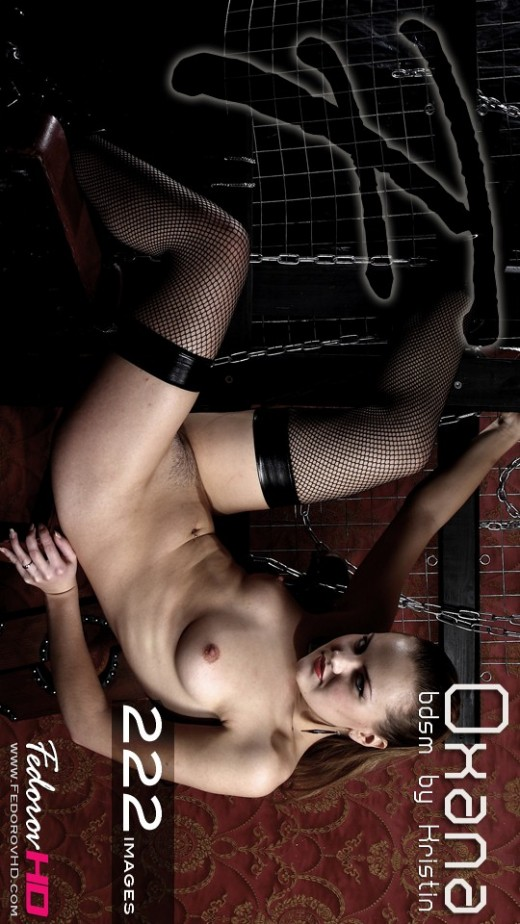 Oxana - `Bdsm by Kristin` - by Kristin for FEDOROVHD