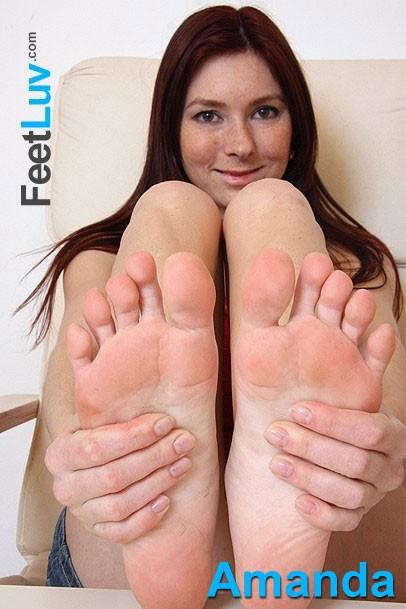 Amanda - for FEETLUV