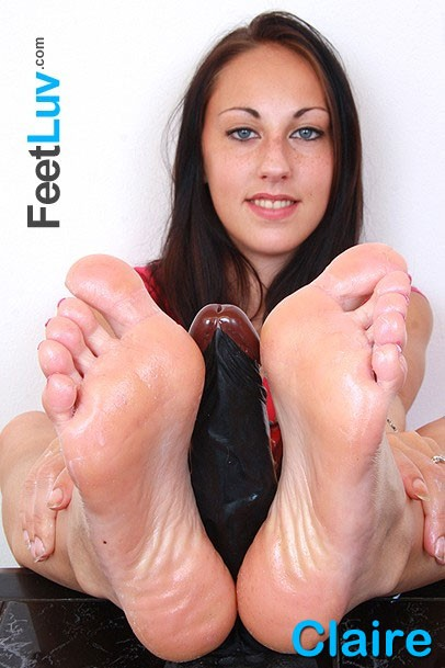 Claire - for FEETLUV