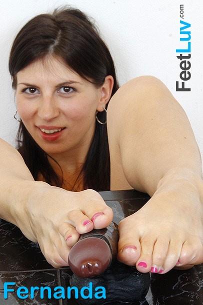 Fernanda - for FEETLUV