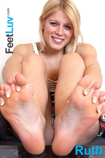 Ruth - for FEETLUV
