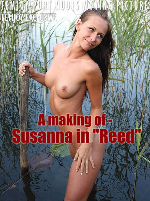 Susanna in Reed video from FEMJOY ARCHIVES by Fred Klein