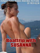 Boat Trip With Susanna