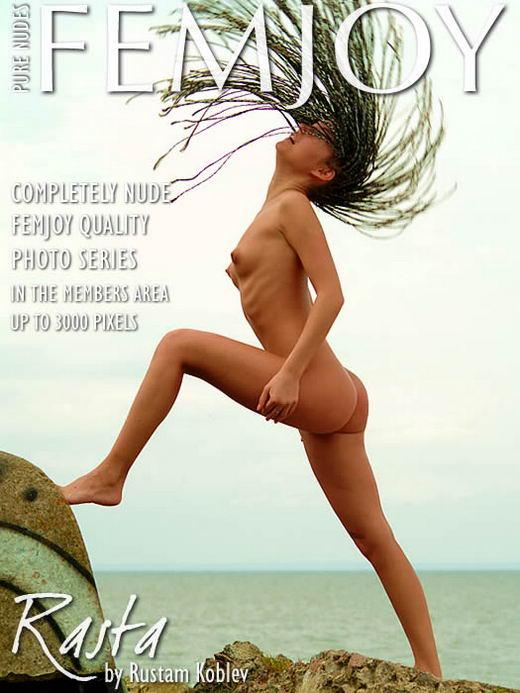 Nadine - `Rasta` - by Rustam Koblev for FEMJOY ARCHIVES