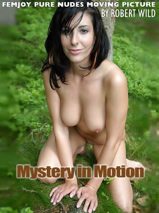 Salma - `Mystery In Motion` - by Robert Wild for FEMJOY ARCHIVES