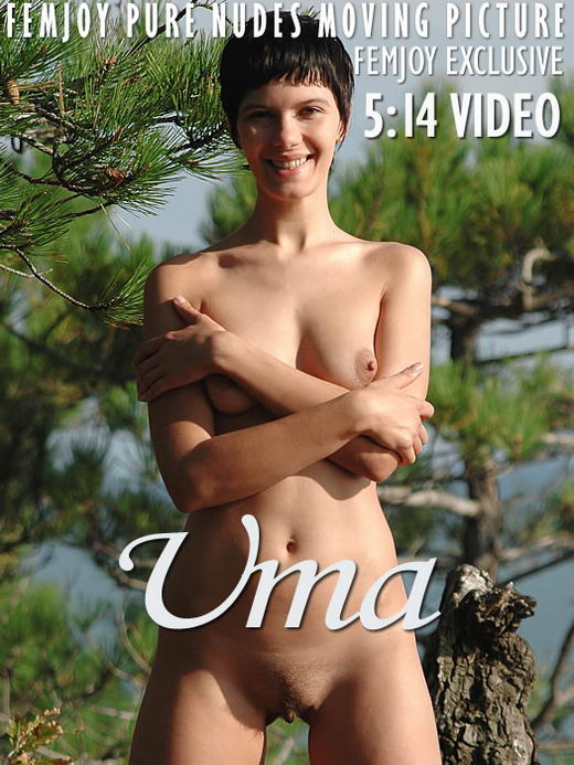 Uma - A Making Of video from FEMJOY ARCHIVES