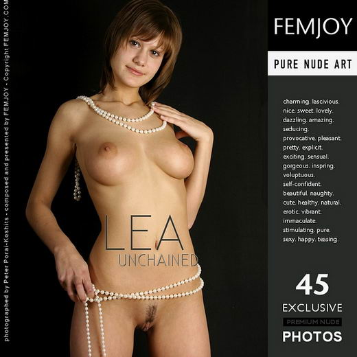 Lea - `Unchained` - for FEMJOY ARCHIVES