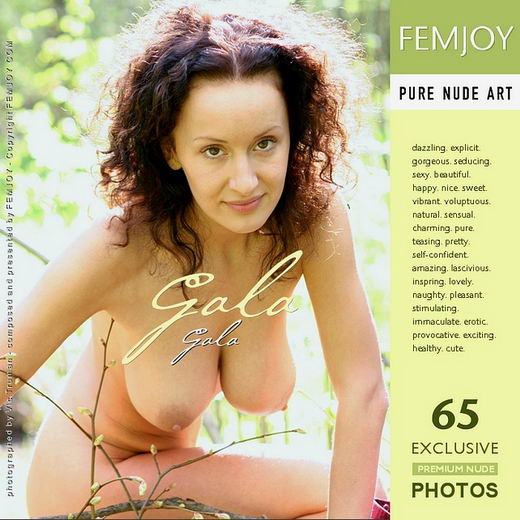 Gala - `Gala` - by Vic Truman for FEMJOY ARCHIVES