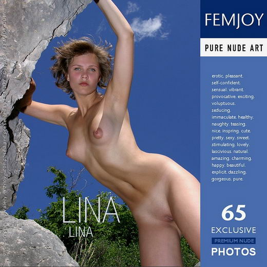Lina - `Lina` - by Valery Anzilov for FEMJOY ARCHIVES