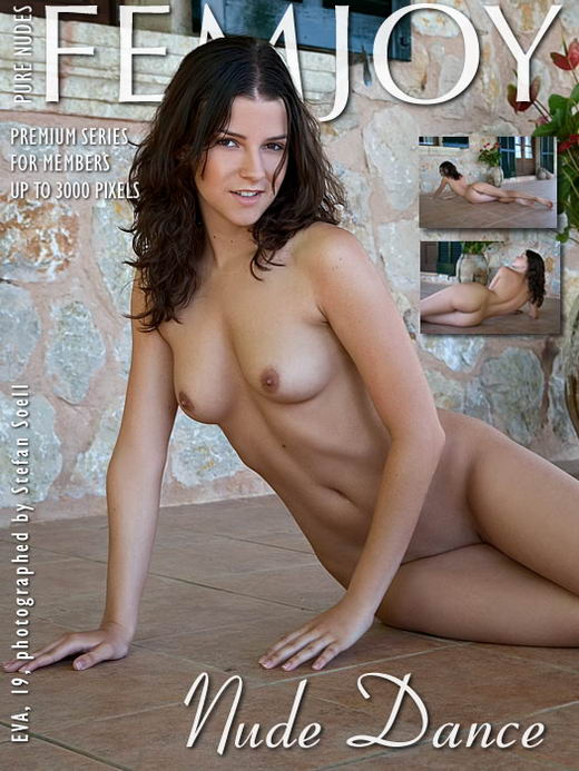 Eva in Nude Dance gallery from FEMJOY ARCHIVES by Stefan Soell