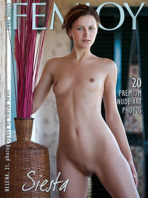 Helena - `Siesta` - by Stefan Soell for FEMJOY ARCHIVES