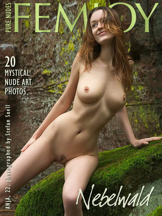 Anja in Nebelwald gallery from FEMJOY ARCHIVES by Stefan Soell