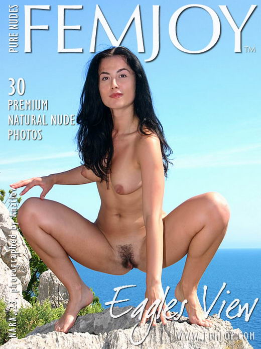 Nara in Eagles View gallery from FEMJOY ARCHIVES by Valery Anzilov