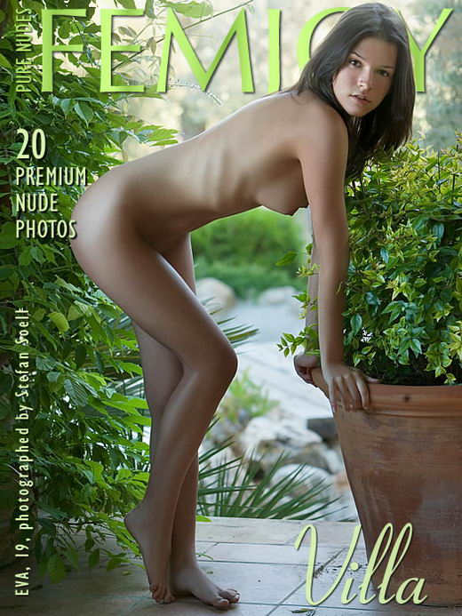 Eva - `Villa` - by Stefan Soell for FEMJOY ARCHIVES