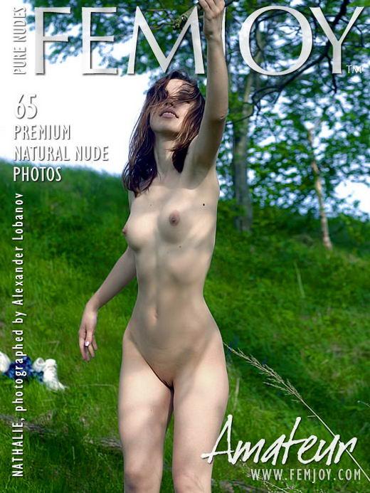Nathalie - `Amateur` - for FEMJOY ARCHIVES