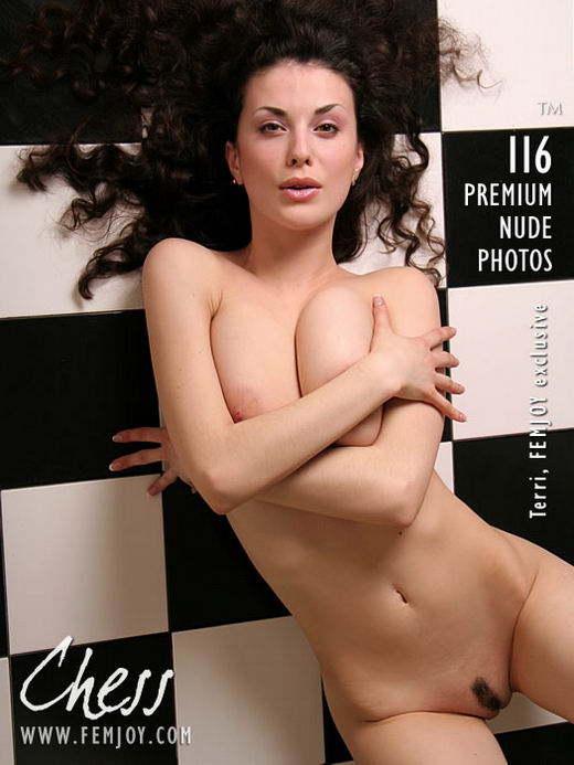 Terri - `Chess` - by FEMJOY Exclusive for FEMJOY ARCHIVES