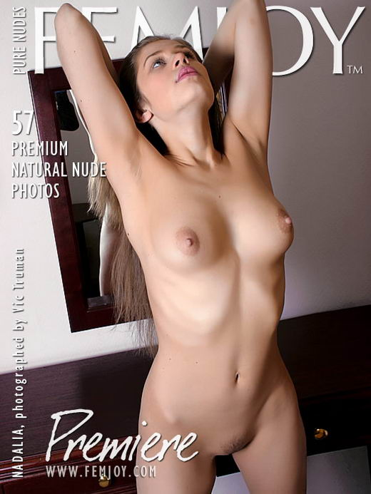 Nadalia - `Premiere` - by Vic Truman for FEMJOY ARCHIVES