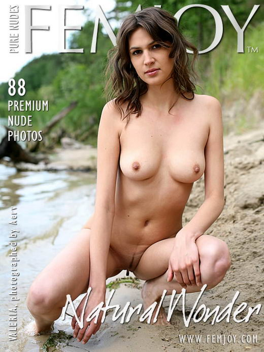 Valeria - `Natural Wonder` - by Arev for FEMJOY ARCHIVES