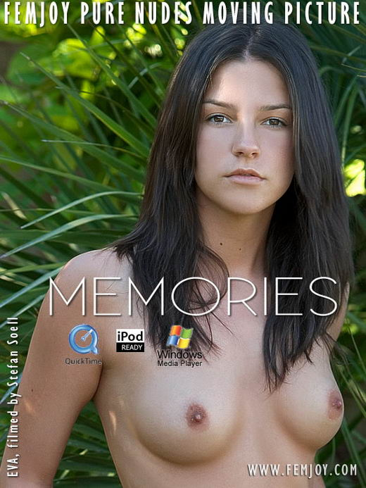 Eva - `Memories` - by Stefan Soell for FEMJOY ARCHIVES