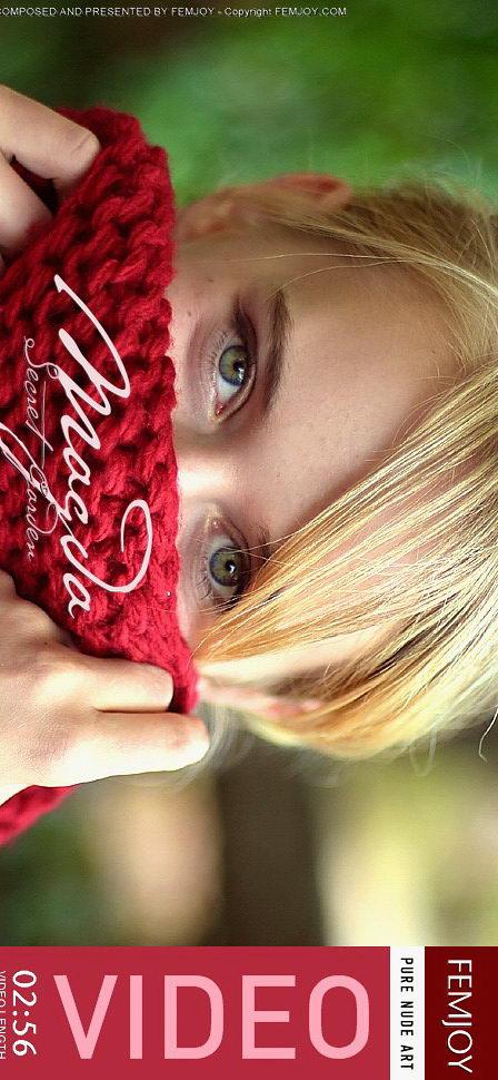 Magda - `Secret Garden` - for FEMJOY VIDEO