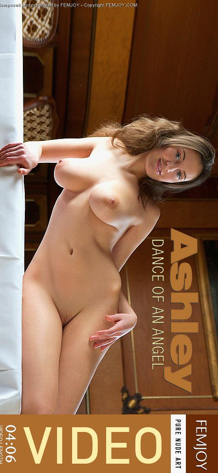 Ashley in Dance of an Angel video from FEMJOY VIDEO by Michael Sandberg