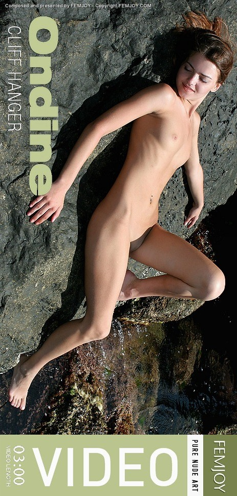 Ondine - `Cliff Hanger` - by Valery Anzilov for FEMJOY VIDEO