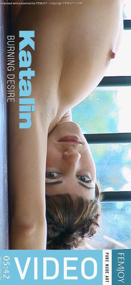 Katalin - `Burning Desire` - by Sven Wildhan for FEMJOY VIDEO