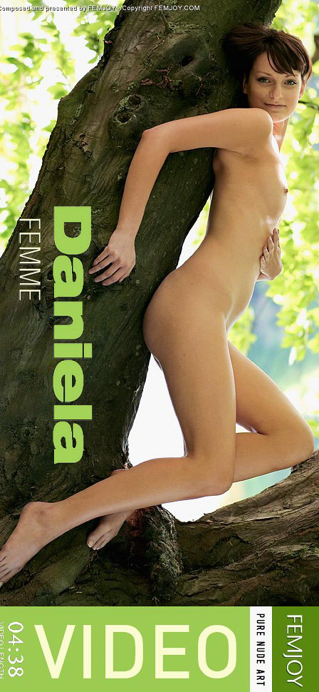Daniela in Femme video from FEMJOY VIDEO by Michael Sandberg