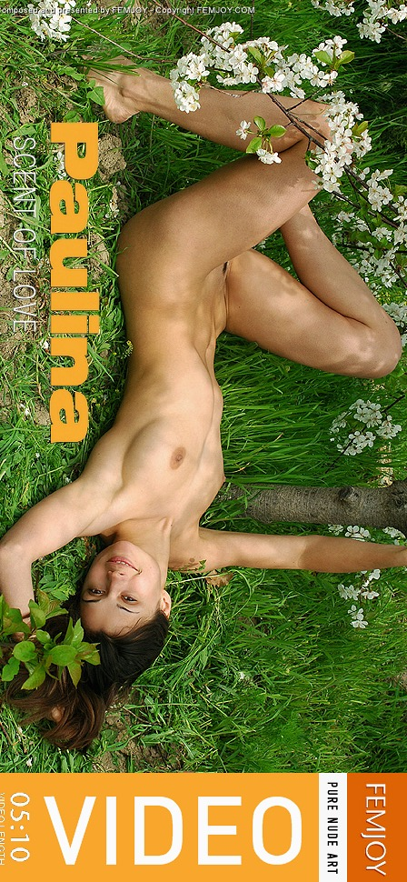 Paulina - `Scent of Love` - by Sven Wildhan for FEMJOY VIDEO