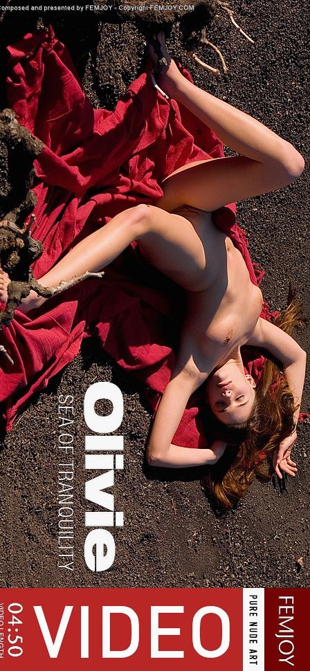 Olivie - `Sea Of Tranquility` - by Michael Sandberg for FEMJOY VIDEO