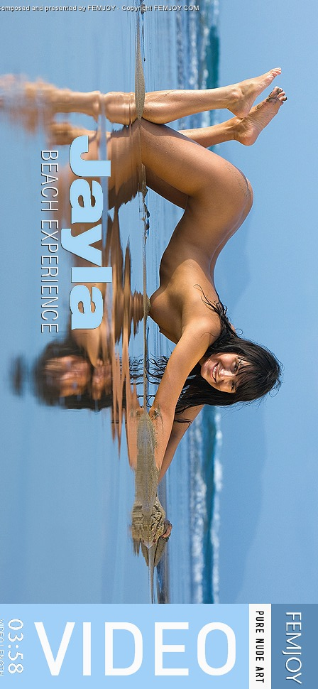 Jayla - `Beach Experience` - by Tatiana Novak for FEMJOY VIDEO