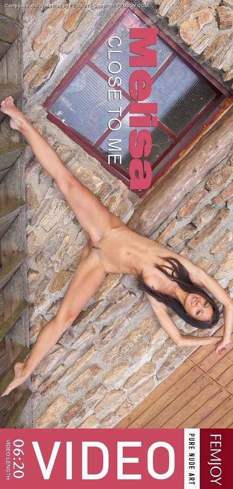 Melisa - `Close To Me` - by Andrej Lupin for FEMJOY VIDEO