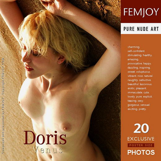 Doris - `Venus` - by Rustam Koblev for FEMJOY