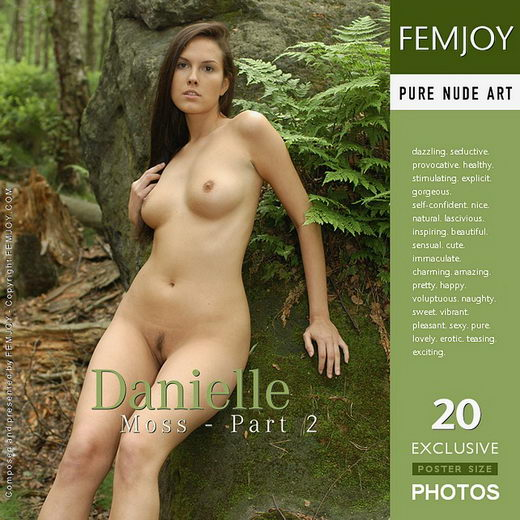 Danielle - `Moss - Part 2` - by Fred Klein for FEMJOY