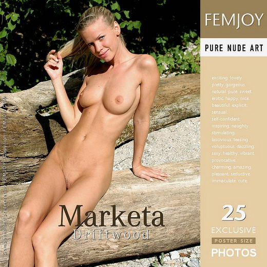 Marketa - `Driftwood` - by Massimo De Luca for FEMJOY